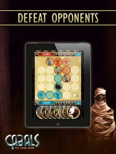 Cabals: Magic & Battle Cards on the App Store Battle Card Games, Itunes, Board Games, Ios, Magic, Iphone, Cards, Tabletop Games, Maps