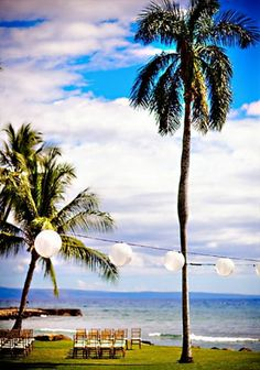 tropical maui weddings - Olowalu Plantation... okay possible my last dream wedding picture!! but probably not;)
