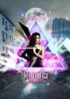 Upmarket concept for club Kuda