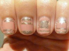 Polish My Pretty Nails: Zoya Mia Striped