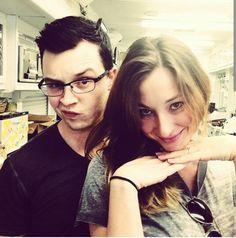 My love, Noel❤ Mickey & Svetlana