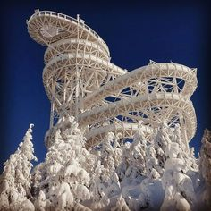 Dolní Morava Sky Walk – Dolní Morava, Czechia: The world's greatest slide descends 18 stories from this looping mountaintop viewing platform. Life Is Beautiful, Beautiful Places, Amazing Places, Sky Walk, Adventure Bucket List, A Whole New World, Eurotrip, Wanderlust Travel, Natural Wonders