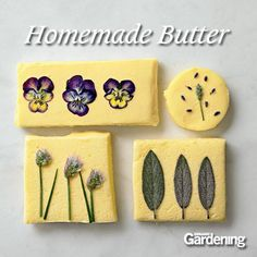 How To Make Homemade Butter In 10 Minutes