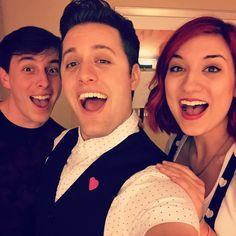 Thomas Sanders, Nick Pitera, Anna Brisbin - Playlist Live Orlando 2016