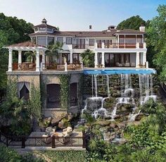Gorgeous Mega Mansions