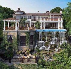 Gorgeous Mega Mansions