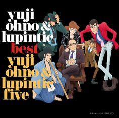 大野雄二/Yuji Ohno & Lupintic Five。