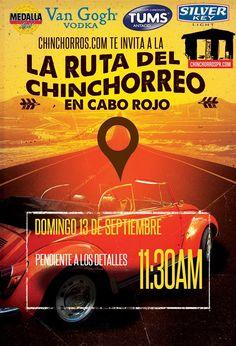 Ruta del Chinchorreo @ Cabo Rojo #sondeaquipr #rutadelchinchorreo #caborojo #chinchorrospr #turismointerno