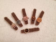 Chocolate Burlap, Wood Clothes Pins, Decoration, Package Topper, Gift Wrap, Tag Holder, Card Holder, Ornament, Garland Pins, Bag Pins