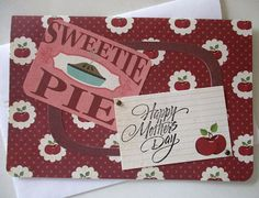 Mother's Day Card  Card for Mom  Country Style Greeting