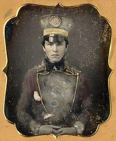 (c.1840s-1850s) Fireman or Policeman
