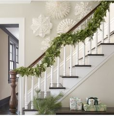 Snowflakes country living mag