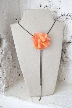 Headband and necklace