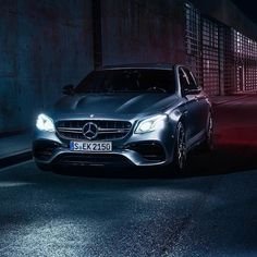 """467 Likes, 1 Comments - Mercedes-Benz  ㉦ (@mb.cars) on Instagram: """"////AMG E 63s   #W213 #AMG #MercedesAMG #E63S #4MATICplus #edition1 #magno #black #beast #night…"""""""