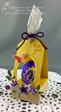 addINKtive designs: CTC Meets JAI - An Easter Egg Throne Box