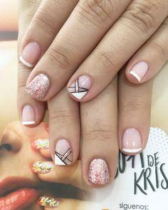 Stylish Nails, Lima, Nail Designs, Nail Art, Makeup, Beauty, Finger Nails, Lace Nails, Classy Gel Nails