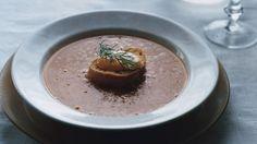 Provencal Fish Soup with Saffron Rouille