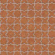 Textures Texture seamless | Paving cotto mixed size texture seamless 06571 | Textures - ARCHITECTURE - PAVING OUTDOOR - Terracotta - Blocks mixed | Sketchuptexture Outdoor Flooring, Stone Flooring, Texture Tile, 3d Architectural Visualization, Seamless Textures, Terracotta, 2d, Floors, Tile Floor