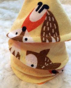 Baby Fox Pee-Pee Tee-Pee Set Wee Wee Wigwams, Boy Nursery, Baby Boy Shower Gift, Pee-Pee TPs, Baby Boys, Fox Nursery, Fox Flannel on Etsy, $10.00