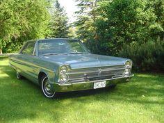 1965 Plymouth Fury III, my first car - mine was a 4-door, robin's egg blue!