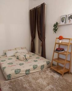 Room Design Bedroom, Room Ideas Bedroom, Home Room Design, Small Room Bedroom, Home Decor Bedroom, Decor Room, Bedroom Designs, Minimalist Room, Aesthetic Room Decor