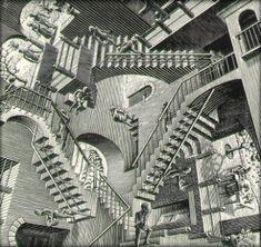 Information about M.C. Escher :)