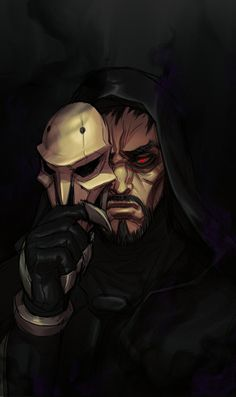 Gabriel Reyes a. Overwatch Reaper, Overwatch Widowmaker, Overwatch Memes, Overwatch Fan Art, Overwatch Drawings, Overwatch Genji, Character Concept, Concept Art, Character Design