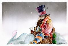 Pinocchio, Watercolor Artists, Fairy Tales, Cartoon, Painting, Fictional Characters, Study, Art, Studio