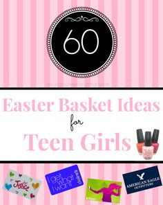 Here is a list of 60 items that can easily cost under $10 to place in an Easter Basket for a Teen girl. Plus 10 items we found online with direct links of each item we thought your teen girl would …