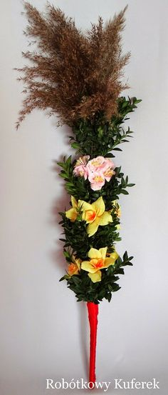 Palma wielkanocna kurs Cement Planters, Rubrics, Spring, Flowers, Plants, Handmade, Preschool, Facebook, Therapy