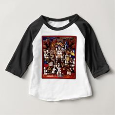 Mexican Day of the Dead celebration public holiday Baby T-Shirt