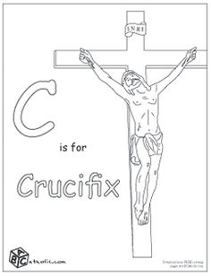 AZ Catholic coloring pages Free downloads E is for Eucharist