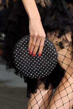 Ashley Williams. Spotlight: The Best Bags From London Fashion Week  - ELLE.com
