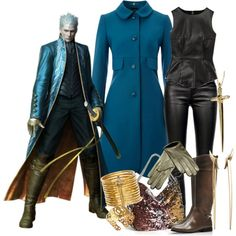 """""""Vergil"""" by shelby-berti on Polyvore"""
