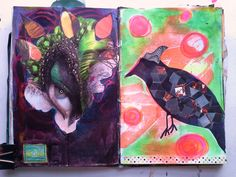 Art Journal Cindy M. Bell