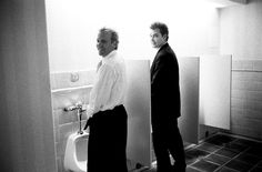 Kiefer Sutherland & Ray Liotta, Santa Barbara, 2001 - Photographed by Michael Tighe Ray Liotta, Andy Warhol, Mad Movies, Kiefer Sutherland, Fly On The Wall, River Phoenix, Portraits, Celebs, Celebrities