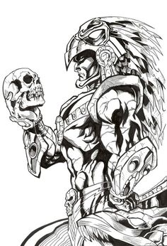 dibujos aztecas para tatuajes - Cerca amb Google