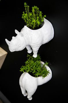 Planters from Ceramic Factory #FWD