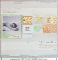 A Project by Wilna from our Scrapbooking Gallery originally submitted 05/01/13 at 09:33 AM