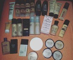 Yes I've got a problem ...#crazygirl #product #foundation #makeup #makeuplover #shopping #makeupcollection #artdeco #toofaced #maybellinenewyork #maxfactor #lorealparis #annemariebörlind #lavera #catricecosmetics #shiseido #pslove #alterra #terranaturi #manhattancosmetics #misslyn #fondotinta #mineral #cream #mousse #matte #astorcosmetics by wakeupmakeup92