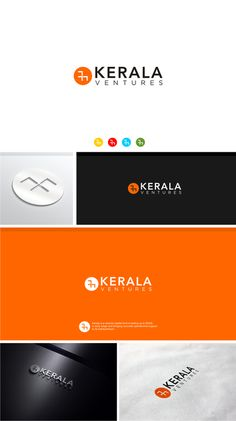 Visual identity for a fund investing in web startups by billi_art