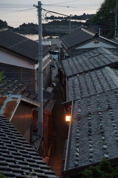 Syukunegi, Sado Island, Niigata, Japan 佐渡 宿根木 Yamanashi, Gifu, Aichi, Niigata, Shizuoka, Sado Island, Public Space Design, Toyama, Nagano