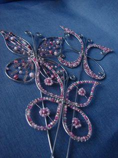 ďalšie ružové motýle