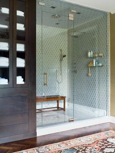 Walk-In Shower --> http://hg.tv/14ci3