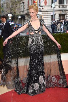 The Met Gala 2016, Nicole Kidman in Alexander McQueen