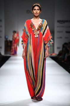 All the Looks From Anupama Dayal at Amazon India Fashion Week Spring/Summer 2016