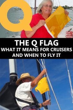 The Q Flag 101: what it means, when to fly it and where to get one at a reasonable price via @TheBoatGalley