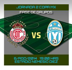 Jornada 2 Copa MX