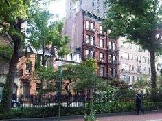 Greenwich Village, New York~ I love this part of New York have enjoyed every visit!
