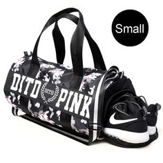 b58111225198 Men s and Women s Gym and Travel Bag with Shoes Compartment